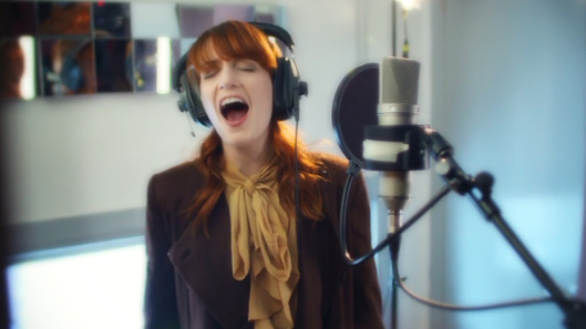 Florence - Shake it Out, Acoustic