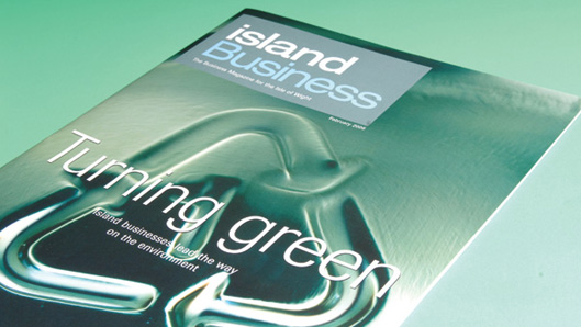 Isle of Wight business magazine