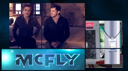 McFly - Above the Noise, ss webisode