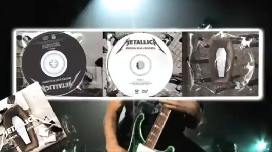 Metallica - Death Magnet, Product ad