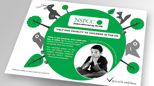 NSPCC marketing campaign