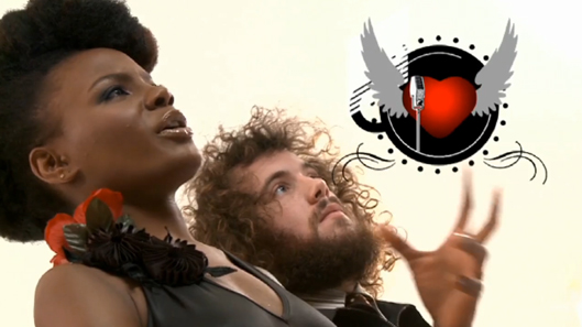 Noisettes - Never forget you, webisode