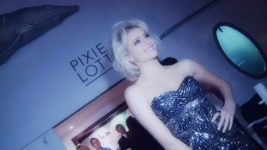 Pixie Lott - Young Foolish Happy, Launch Party
