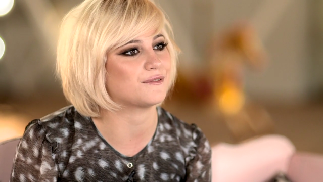 Pixie Lott - Pusha T, Webisode