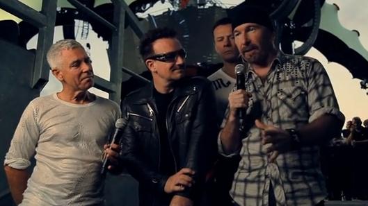 U2 - 360 Tour, Australia